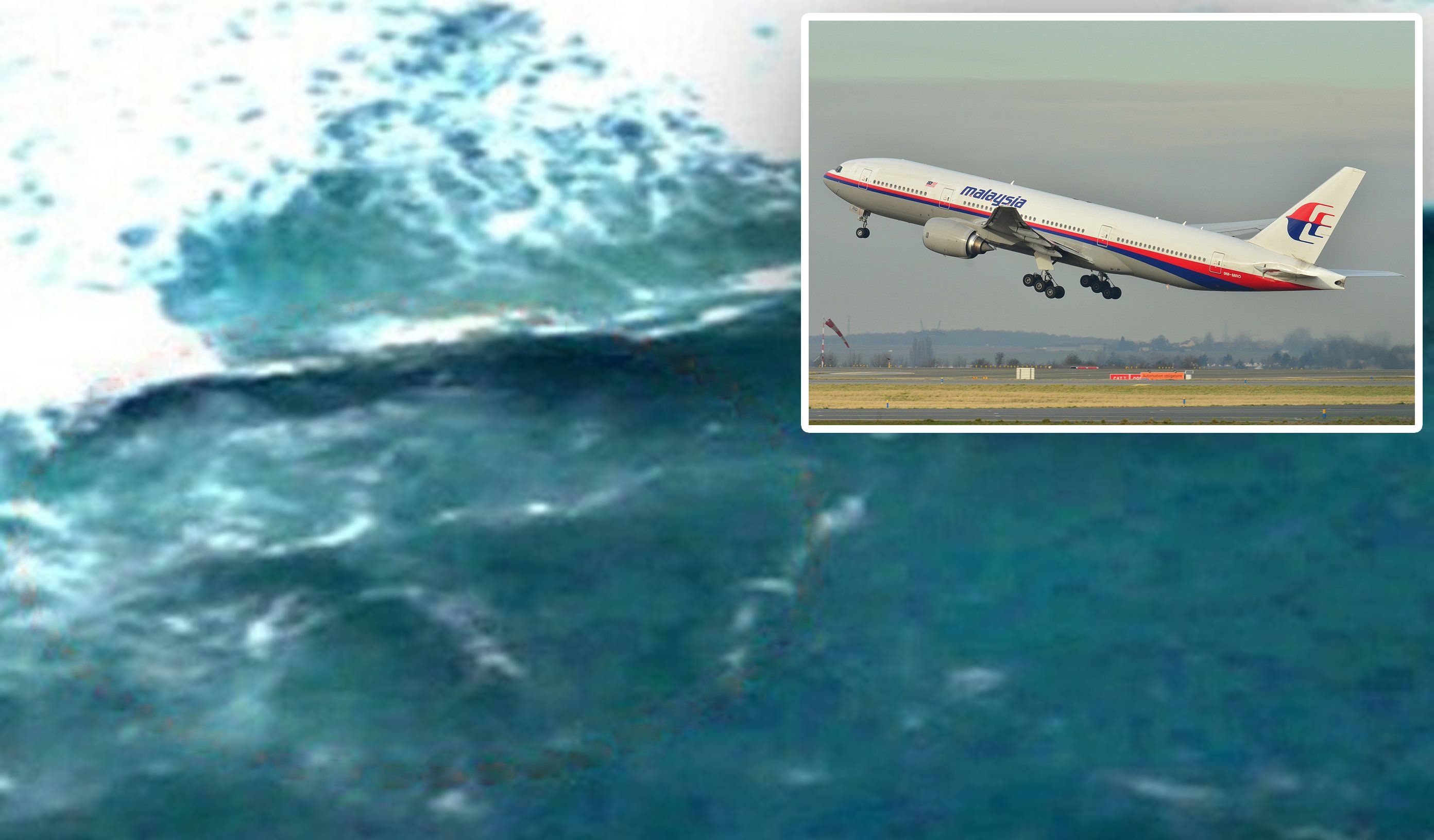 American Upbeat Malaysian Airlines Flight Mh370 Allegedly Found