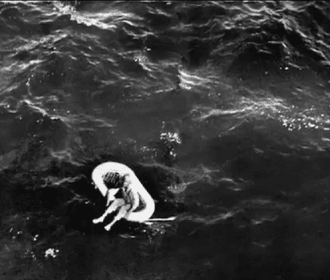 American Upbeat In 1961 This Little Girl Was Found Adrift At Sea