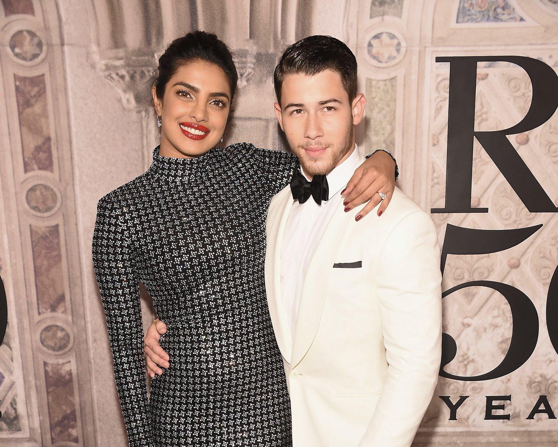American Upbeat Nick Jonas Slid Into Wife To Be Priyanka Chopra S Dms